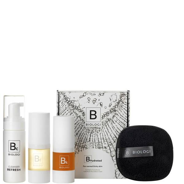 Set Hydrated Skin Concern for Normal and Dry Skin Biologi B