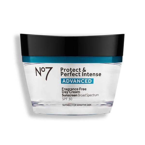 Protect & Perfect Intense Advanced Fragrance Free Day Cream SPF 30