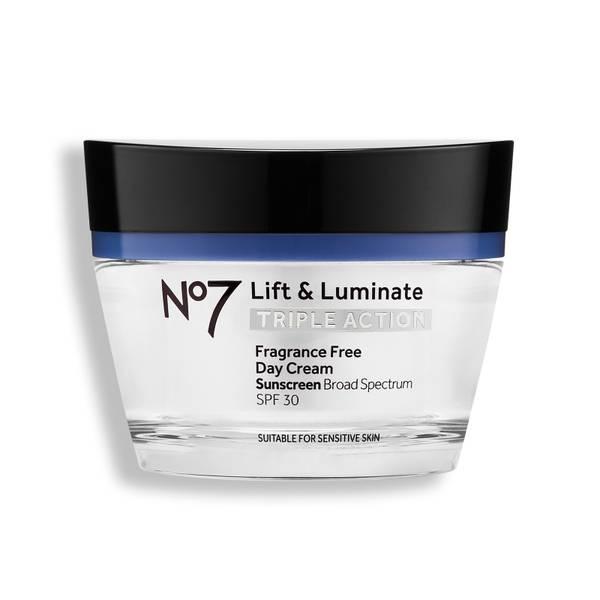 Lift & Luminate Triple Action Fragrance Free Day Cream SPF 30