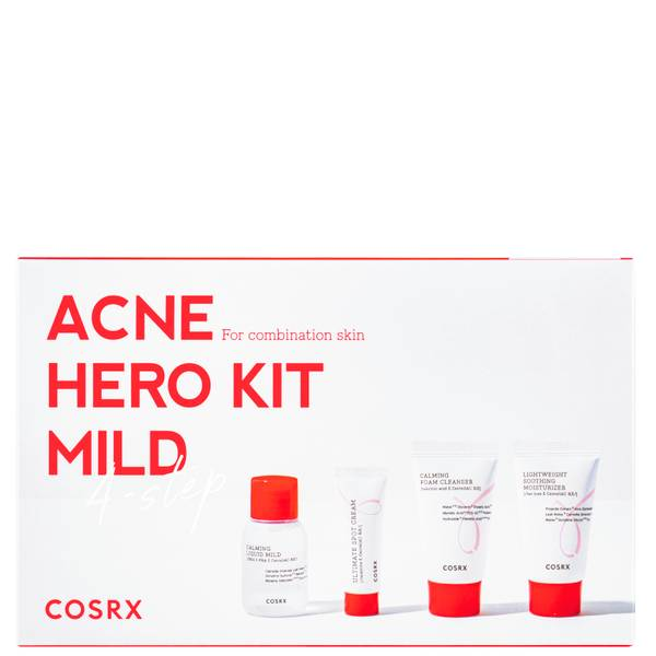 COSRX AC Collection ACNE HERO Trial Kit - Mild