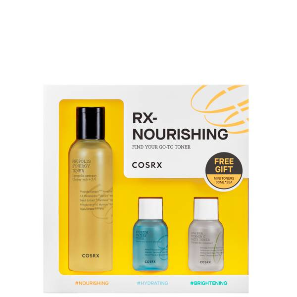 COSRX Find Your Go to Toner - RX Nourishing