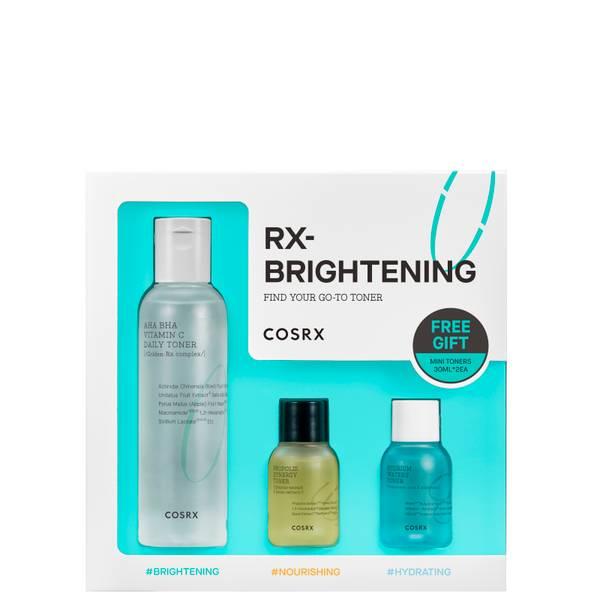 COSRX Find Your Go to Toner - RX Brightening