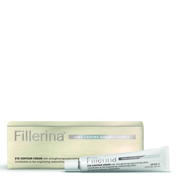 Fillerina Long Lasting Durable Effect Eye Contour Cream Grade 5 0.5 oz