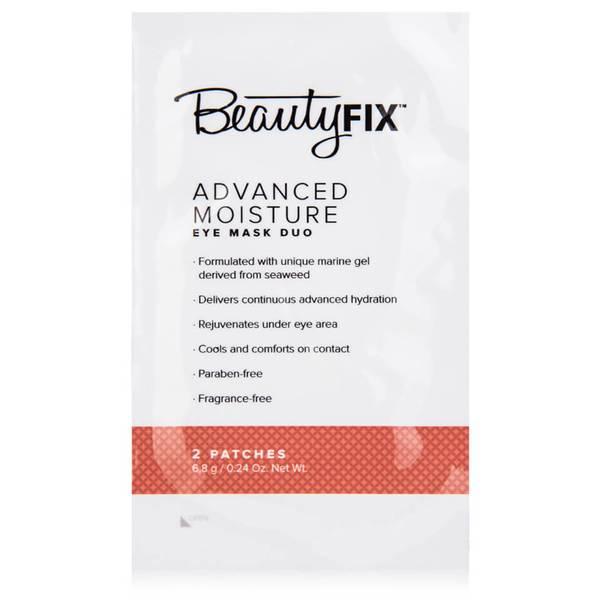BeautyFIX Advanced Moisture Eye Mask Duo 1 pair