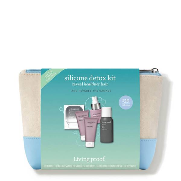 Living Proof Restore Silicone Detox Kit - $61 Value