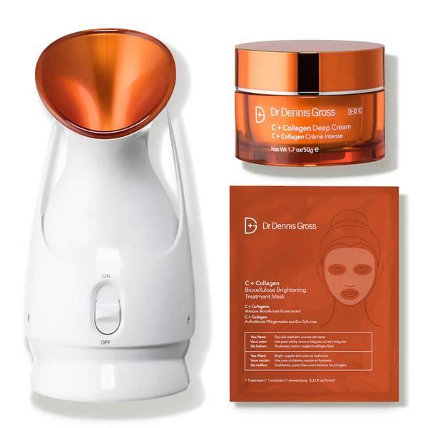 Dr. Dennis Gross Skincare Dermstore Exclusive AtHome Facial Kit 3 piece - $235 Value
