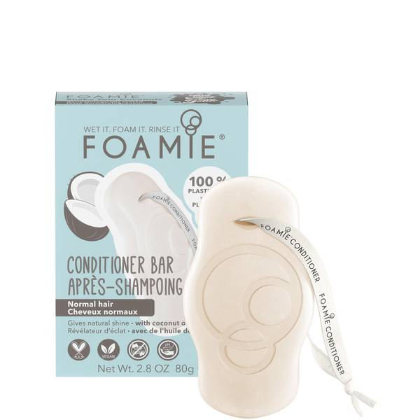 FOAMIE Conditioner Bar - Coconut for Normal Hair