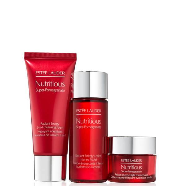 Estée Lauder Recharge Your Radiance Detox and Hydrate Gift Set