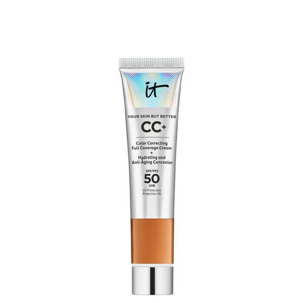 IT Cosmetics Your Skin But Better CC+ Cream with SPF50 12ml (Various Shades)