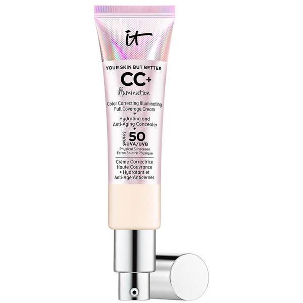 IT Cosmetics Your Skin But Better CC+ Illumination SPF50 32ml (Verschiedene Farbtöne)
