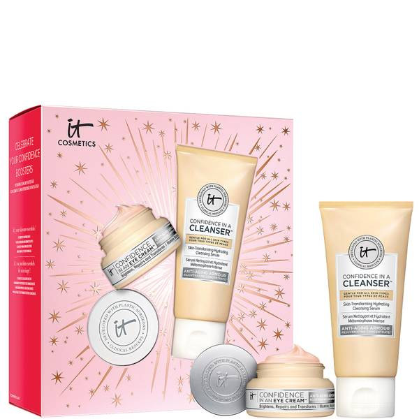 IT Cosmetics Celebrate Your Confidence Boosters (Worth £40.50)