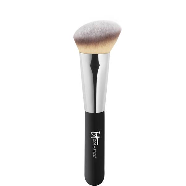 IT Cosmetics Heavenly Luxe angled Radiance Brush #10