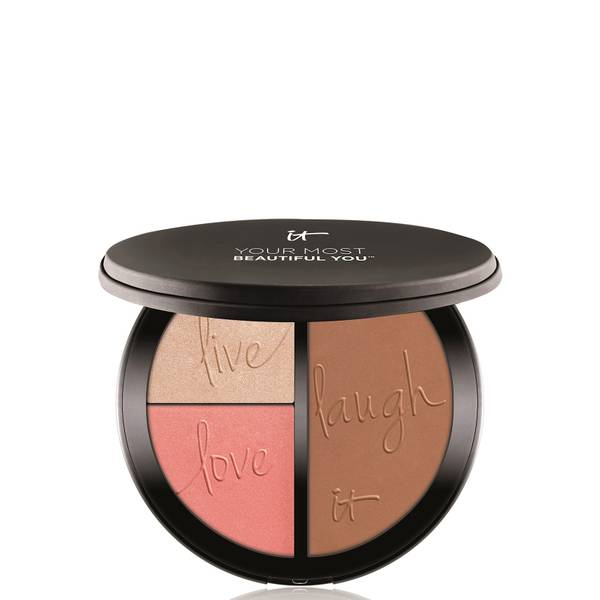 IT Cosmetics Your Most Beautiful You Palette - Live, Laugh, Love 22.22g