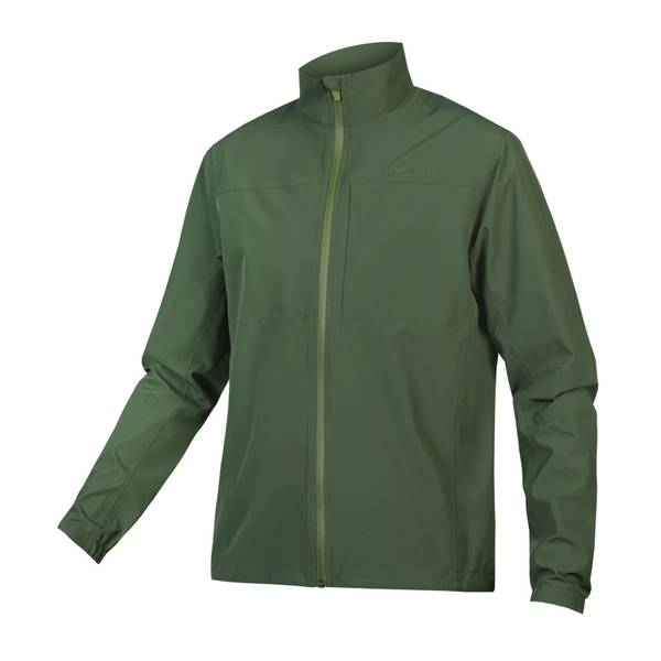 Hummvee Lite Waterproof Jacket II - Forest Green
