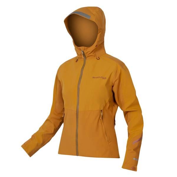 Women's MT500 Waterproof Jacket - Nutmeg