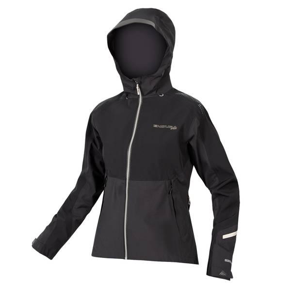 Women's MT500 Waterproof Jacket - Black