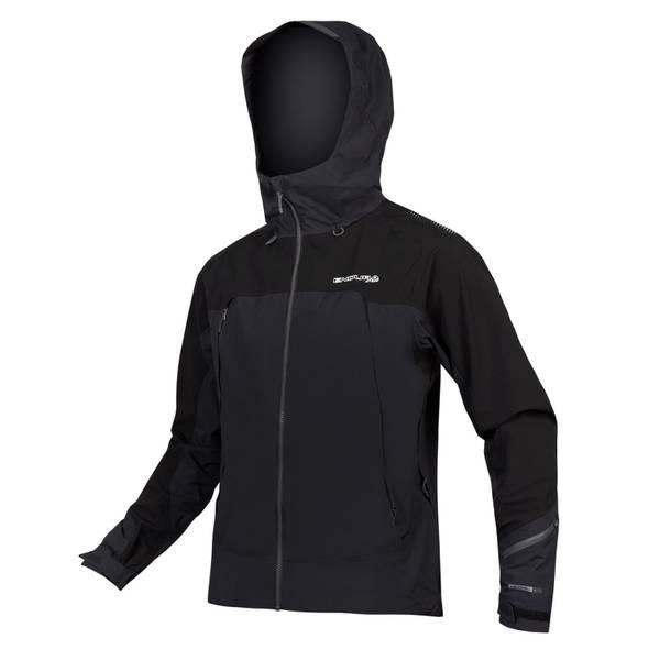 MT500 Waterproof Jacket II - Black