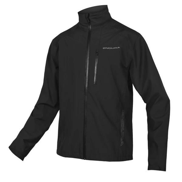 Hummvee Waterproof Jacket - Black