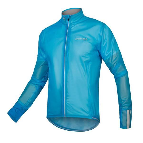 FS260-Pro Adrenaline Race Cape II - Hi-Viz Blue