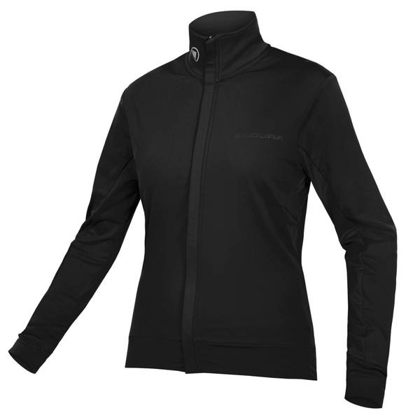 Women's Xtract Roubaix L/S Jersey - Black