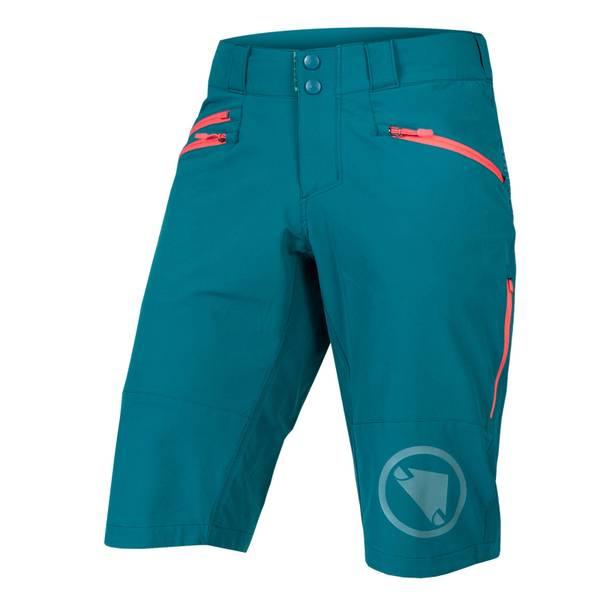 Women's SingleTrack Short II - Spruce Green