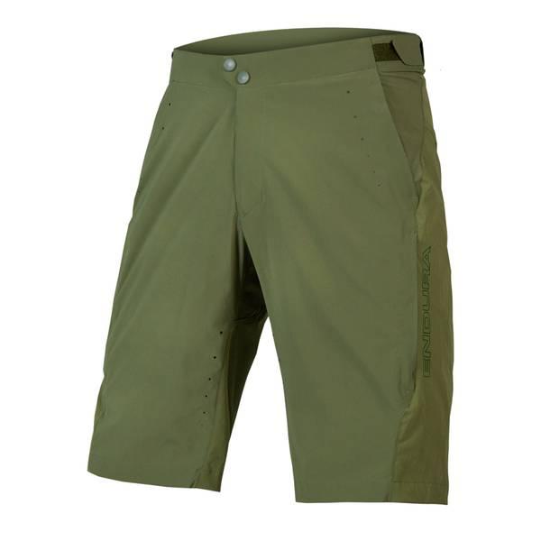 GV500 Foyle Shorts - Olive Green