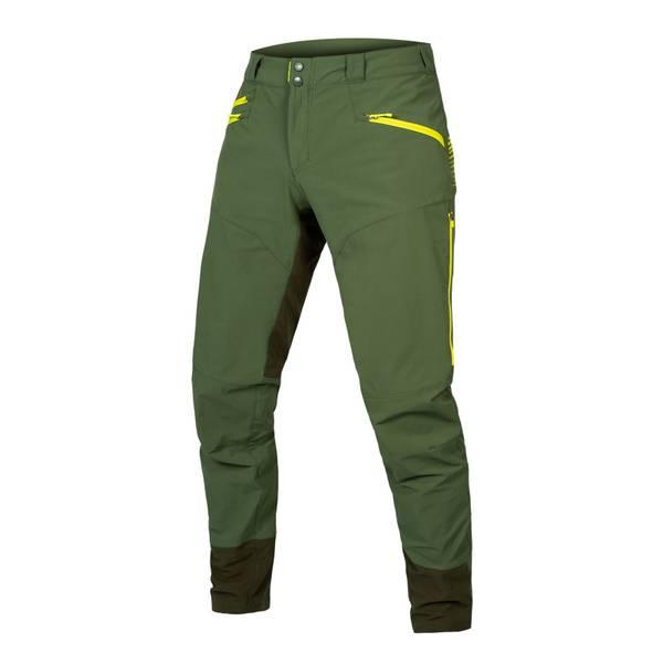 SingleTrack Trouser II - Forest Green