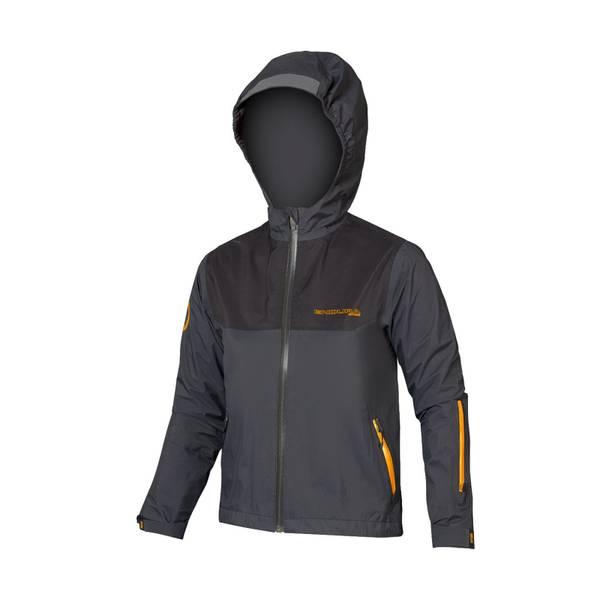 Kids MT500JR Waterproof Jacket - Grey