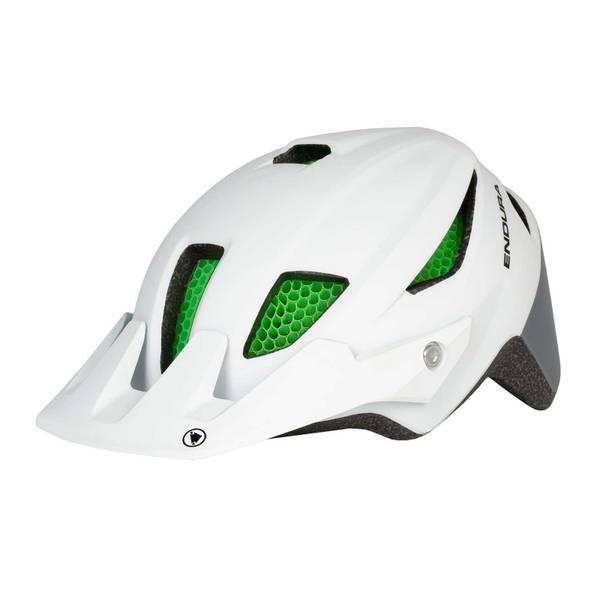 MT500JR Youth Helmet - White
