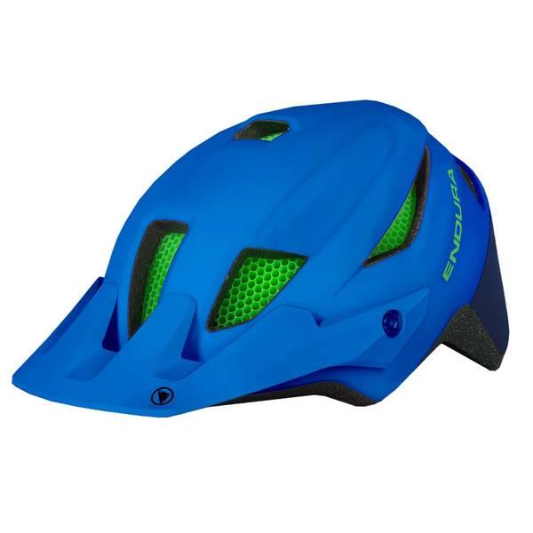 MT500JR Youth Helmet - Azure Blue