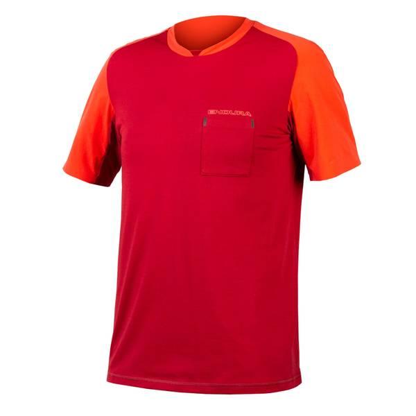 GV500 Foyle T - Rust Red