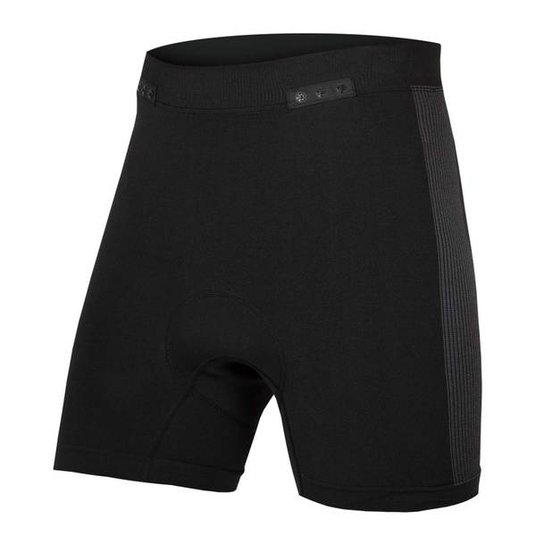 Engineered Padded Boxer with Clickfast - Black
