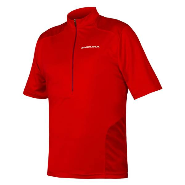 Hummvee S/S Jersey - Red