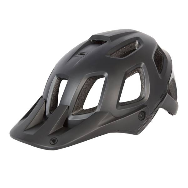 SingleTrack Helmet II - Black