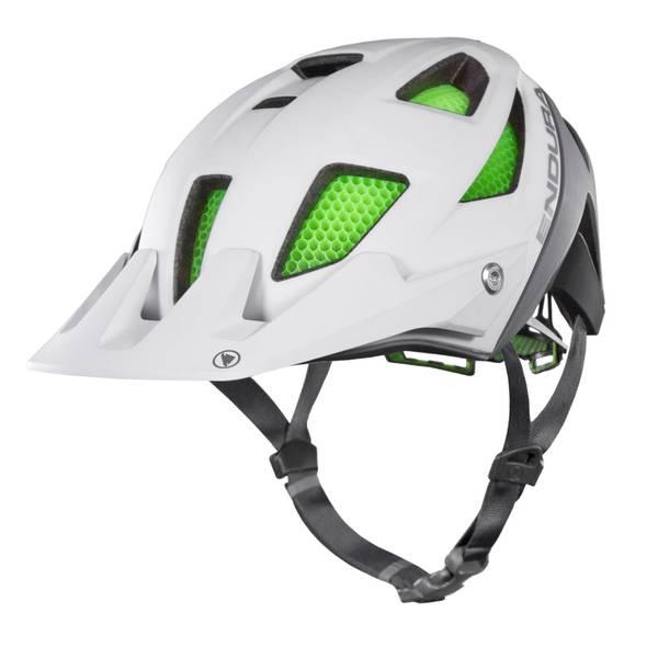MT500 Helmet - White