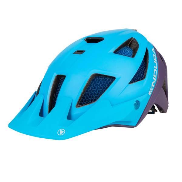 MT500 Helmet - Electric Blue