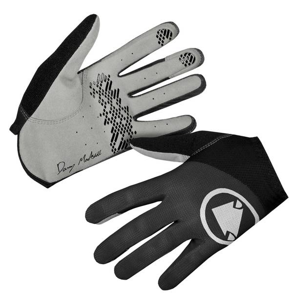 Hummvee Lite Icon Glove - Black