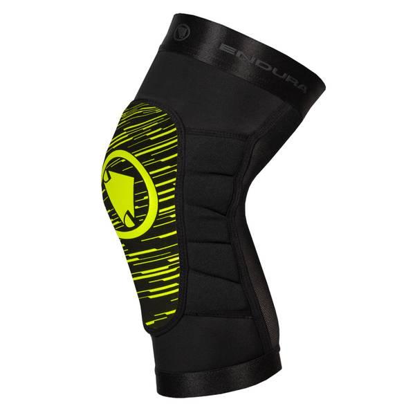 SingleTrack Lite Knee Pads II - Lime Green