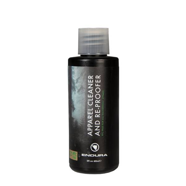 Apparel Cleaner and Re-proofer 60ml - Clear