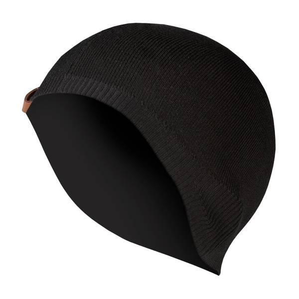 BaaBaa Merino Skullcap II - Black