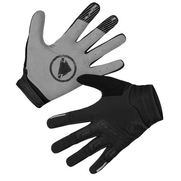 SingleTrack Windproof Glove - Black