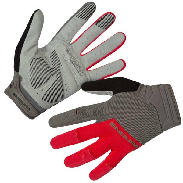 Hummvee Plus Glove II - Red