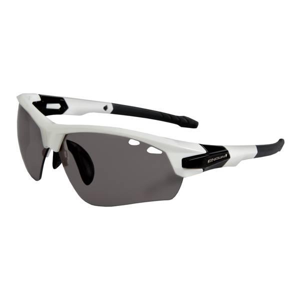 Char Glasses - White