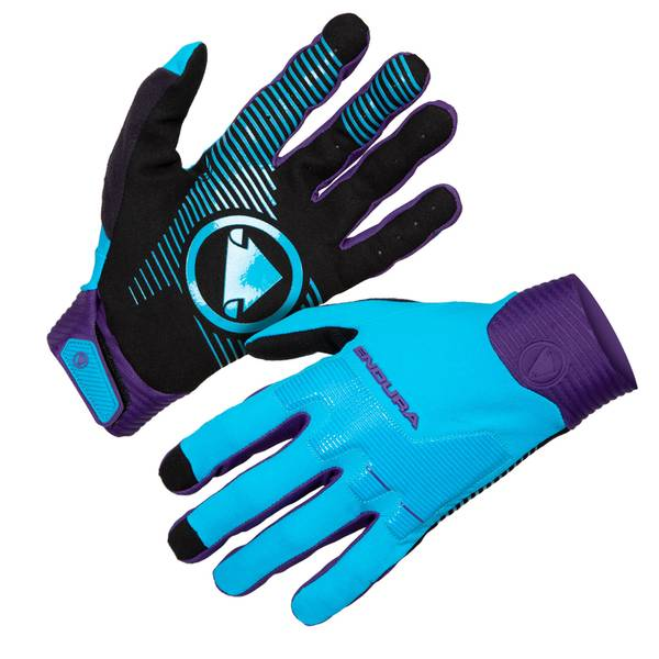 MT500 D3O® Glove - Electric Blue