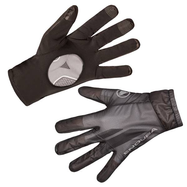Adrenaline Shell Glove - Black