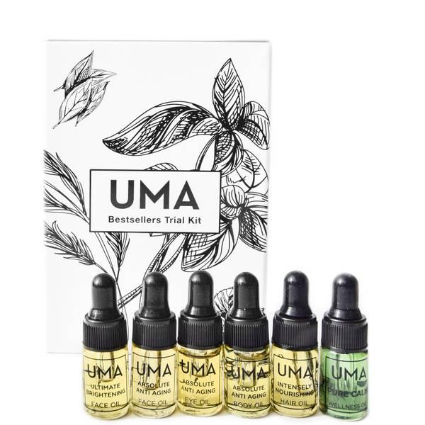 Uma Oils Bestsellers Kit