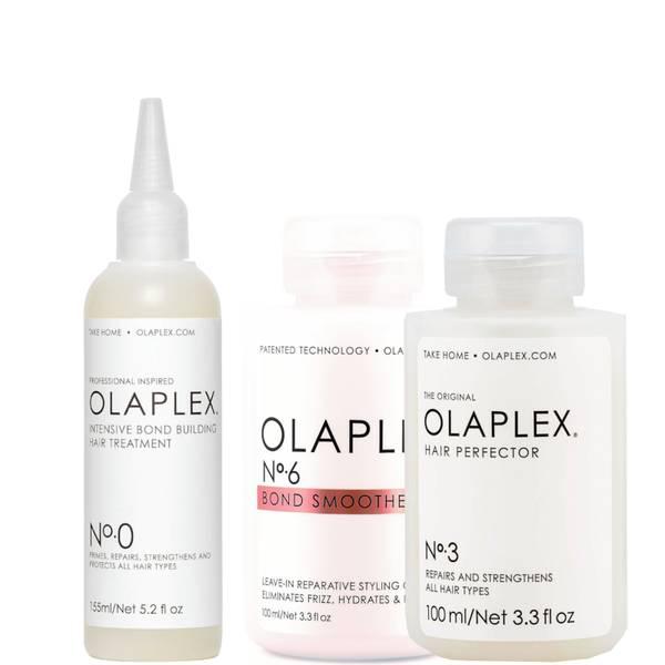 Olaplex Prime and Smooth Set