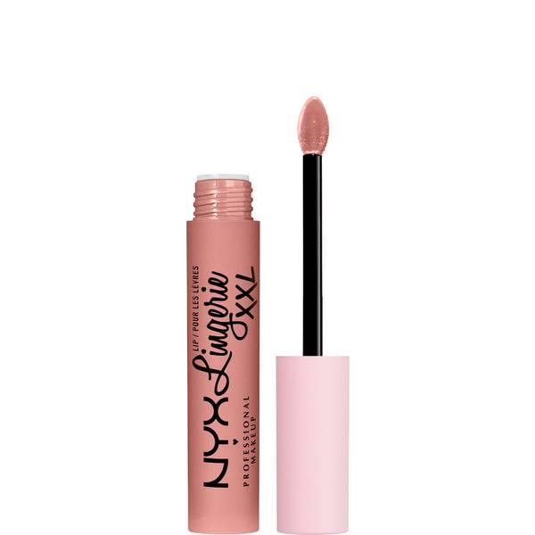 NYX Professional Makeup Lip Lingerie XXL Long Lasting Matte Liquid Lipstick 4ml (Various Shades)
