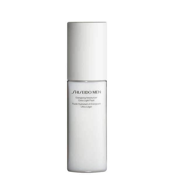 Shiseido Men Energising Extra Light Fluid Moisturiser 100ml