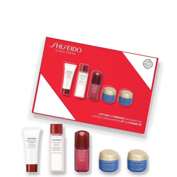 Shiseido Vital Perfection Lifting Ritual Discovery Set